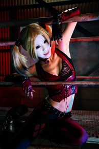 BATMAN Arkham City : Harley Quinn