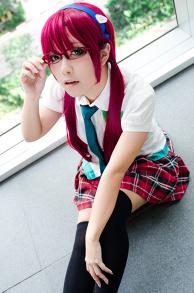 Mari Makinami Illustrious - EVANGELION