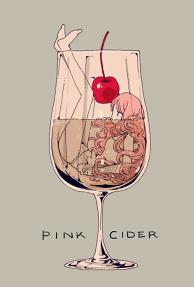 pink cider