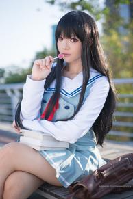 Kyoukai no Kanata | Mitsuki Nase 01