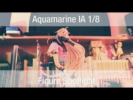 Figure Spotlight - Aquamarine IA Aria on the Planetes 1/8