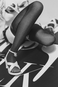 Black and White Sensuality