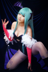Morrigan Aensland - Vampire Savior