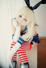 Shimakaze - Kantai Collection -Kan Colle-