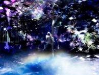 Le bleu des limites