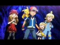 2014 Pokémon Movie The Cocoon of Destruction and Diancie Official Trailer