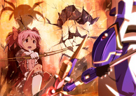 Magical Girl vs Magical Gun Girl