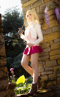 Winry Rockbell (Fullmetal Alchemist) Cosplay by Calssara