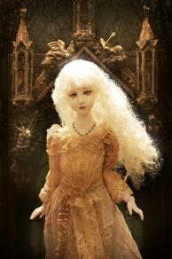 Vampire in Castle