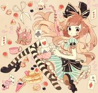 Spring-Colored Alice