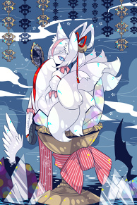 Themed Youkai-ification