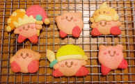 Kirby Cookies No. 2