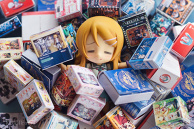 Kirino's Bed of Figures