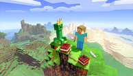 King of the World of Minecraft