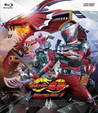 "[Blu-ray] ""Kamen Rider Ryuki"" Blu-ray Box 1"