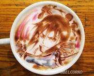 Latte Art [Lan Fan] Fullmetal Alchemist