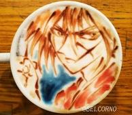 Latte Art [Rurouni Kenshin]