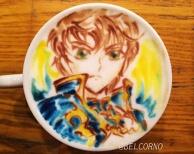 Latte Art [Suzaku Kururugi] Code Geass