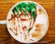 Latte Art [Midorima Shintaro] Kuroko's Basketball