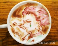 Latte Art [Hisoka] Hunter x Hunter