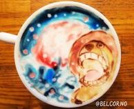 Latte Art [Chopper] One Piece