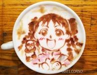 Latte Art [May Chang] Fullmetal Alchemist