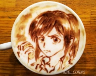 Latte Art [Sasha Blouse] Attack on Titan