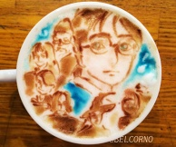 Latte Art [Harry Potter and the Sorcerer's Stone]