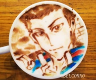 Latte Art [Takeshi Momoshiro] The Prince of Tennis
