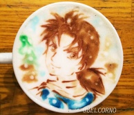 Latte Art [Kindaichi Case Files]