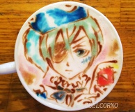 Latte Art [Ciel] Black Butler