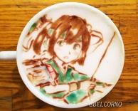 Latte Art [Souryu II] Kantai Collection