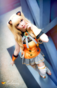 SeeU (Vocaloid) Cosplay by Calssara