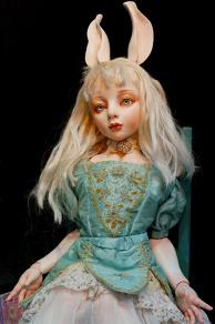 A Rabbit Girl