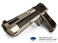 """DESERT EAGLE .50AE """"Albert Wesker Custom"""""""
