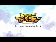 "For all ""DigiDestined"" in the world ver. DIGIMON ADVENTURE 15th Anniversary Project"