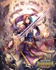 [Work Illustration] Yuri Cale, the Samsara Knight