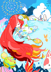 Princess of Summer Goldfish