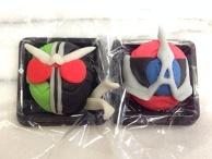 Kamen Rider W & Kamen Rider Accel