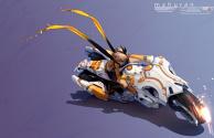 Mahuran's Transformable Bike 2