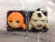 Kenshin Himura & Makoto Shishio