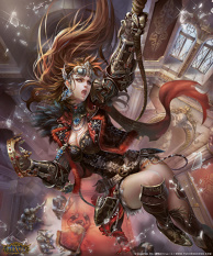 Val, Queen of Thieves LV4