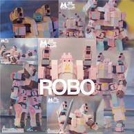 PAPER BUNNY ROBO