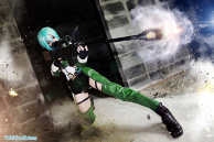 Sword Art Online II Sinon cosplay