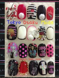 Tokyo Otaku Mode Collection - Lupin III Nails