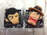 Lupin III & Inspector Zenigata