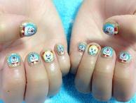 Doraemon Nails