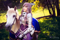 Sumia (Fire Emblem: Awakening) Cosplay by Calssara
