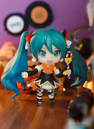 Halloween Party with Miku