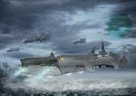 Attack boat